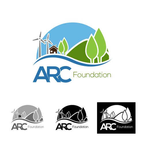 Logo for ARC Foundation - Advancing Rural Communities Foundation
