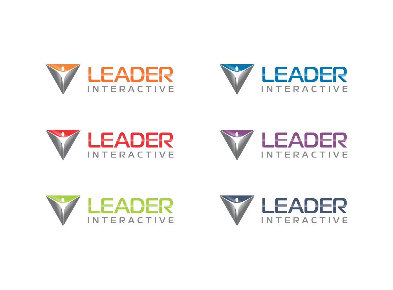 Help Leader Interactive with a new logo