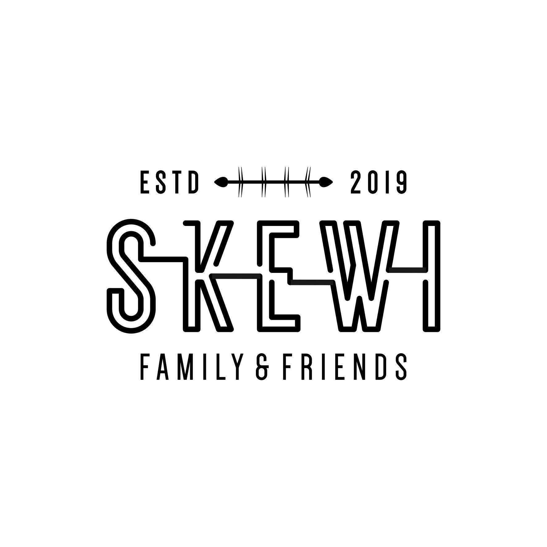 Logo for innovative skewer: Skewi