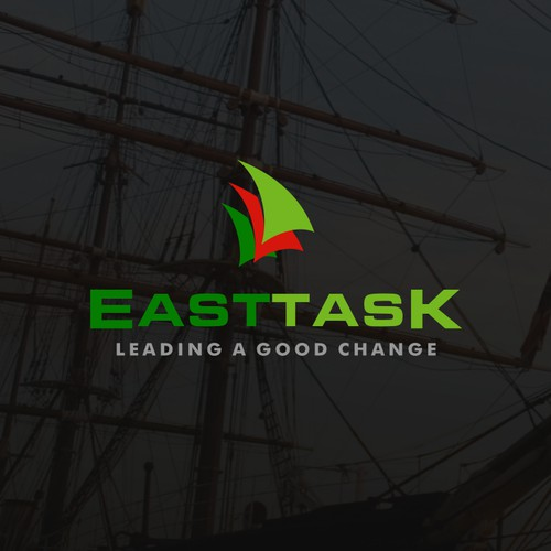 Fresh & Modern Consulting Logo for Easttask