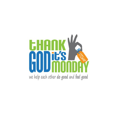 LOGO for: TGIM - Thank God It's Monday!