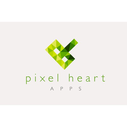 Pixel Heart Apps Logo