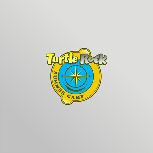 Logo concept for Turtle Rock