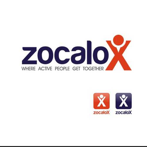 Zocalox Logo (What a name for a company !!!! :-)