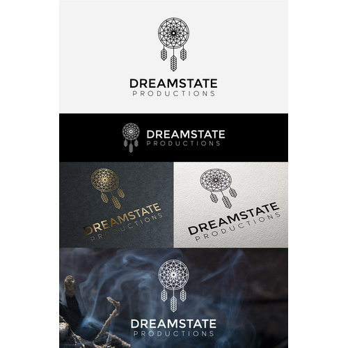 Dreamstate Productions Logo