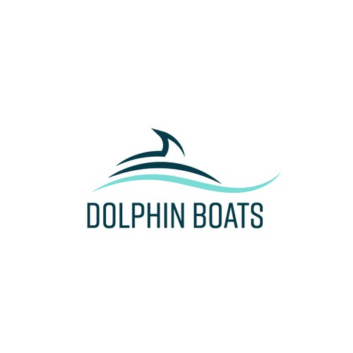 Dolphin Boats lOGO