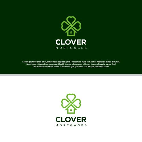 Logo for Mortgage Broker Clover