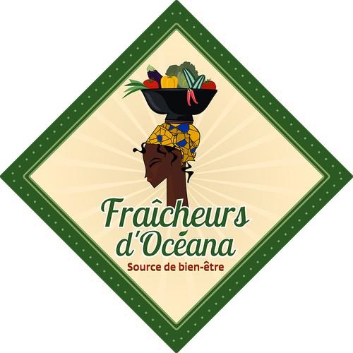Aidez Fraîcheurs d'Océana avec un nouveau design de logo