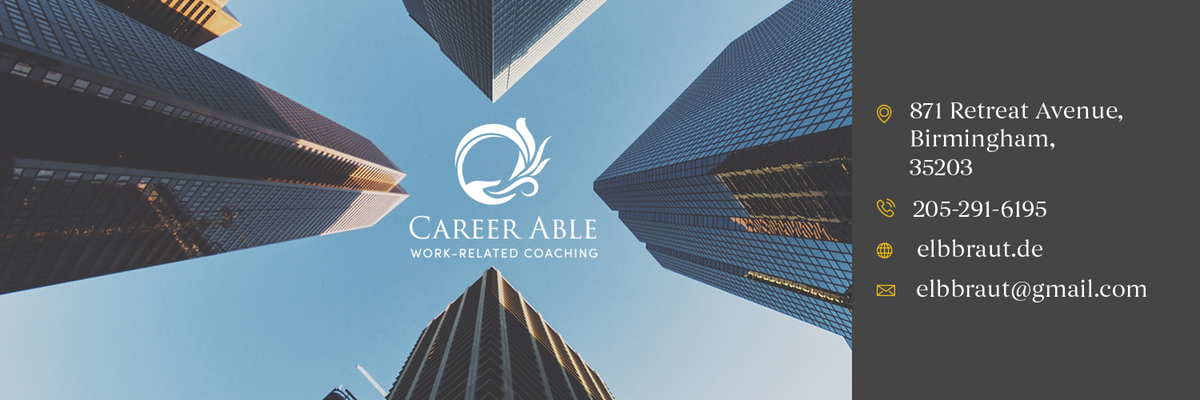 Career Able - Business Cards, LetterHead and Web Site