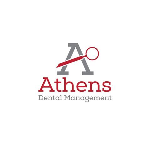 Logo for a dental company