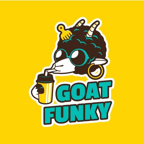 Goat Funky logo