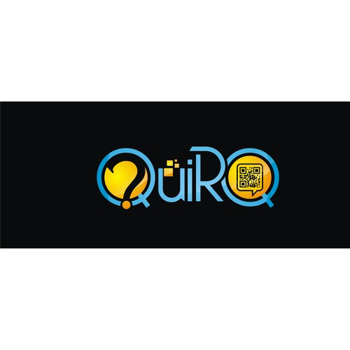 New logo wanted for mobile phone QR code based quiz app 'QuiRQ'