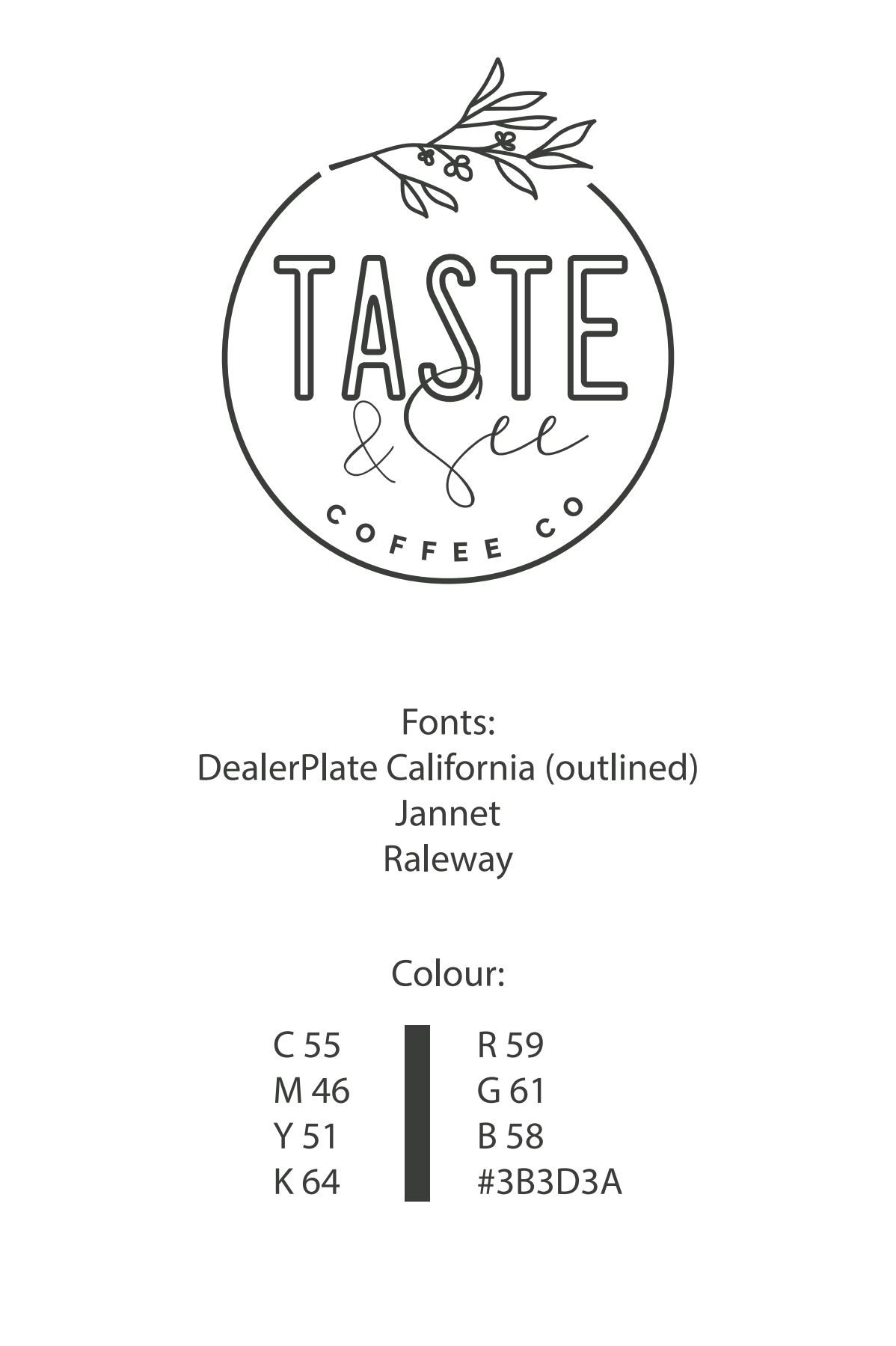 Taste and See Coffee Co