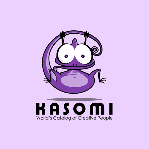 Fun logo for Kasomi
