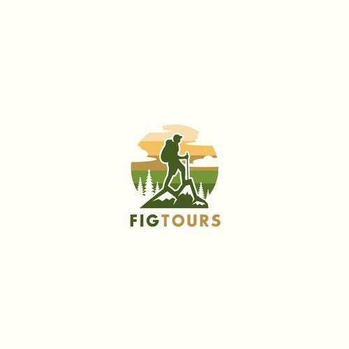 FIG Tours Logo Design Contest Entry