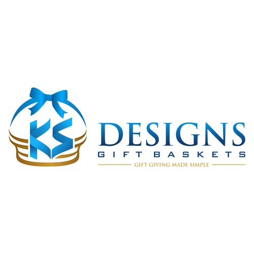 Create a fun eye catching illustration for KS Designs  Gift Baskets
