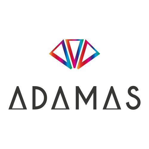 Logo creation ADAMAS