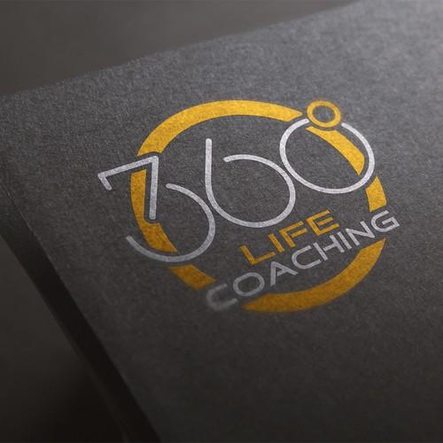 logo for 360 life coaching