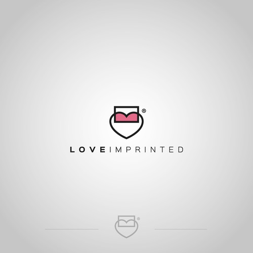 Logo for a Print/Wedding service company
