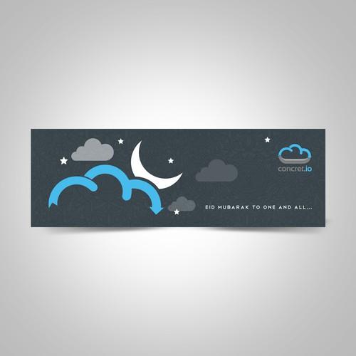 Eid Card / Banner Design