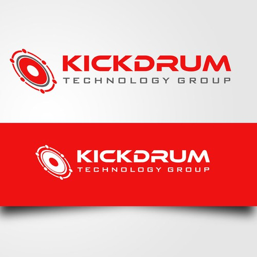 Logo for Kickdrum