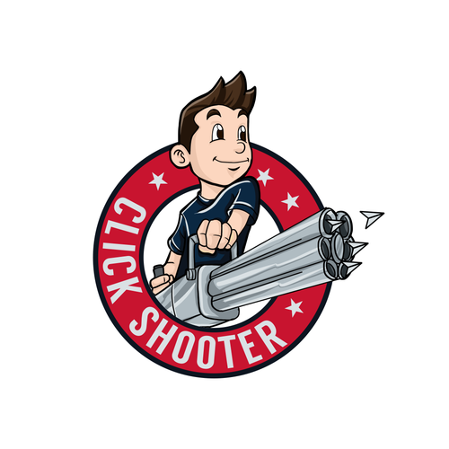 Create the New Logo for ClickShooter.com
