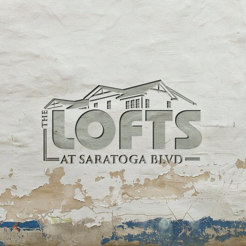 Develop a brand image for new loft style apartments community