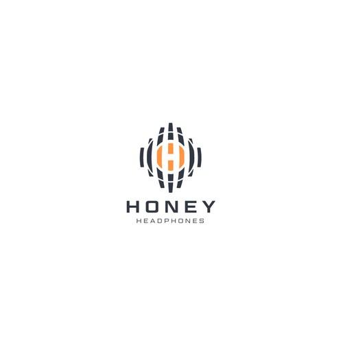 Headphones company logo
