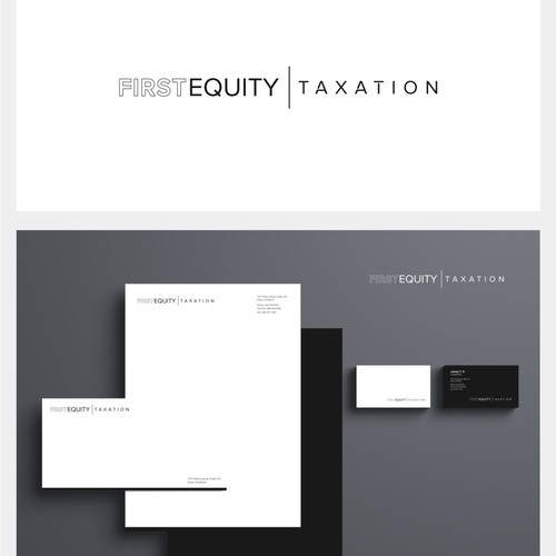 Logo for First Equity Taxation