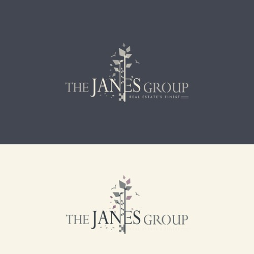 Logo concept for The Janes Group