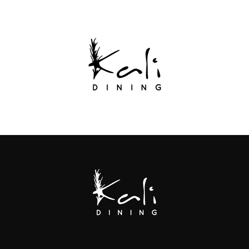 Help Kali Dining with a new logo