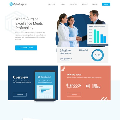 optio surgical homepage