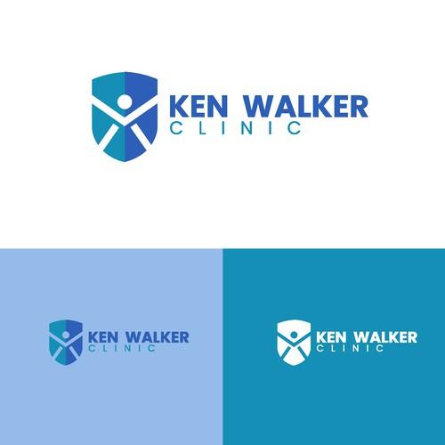 Rehabilitation Clinic Logo Design
