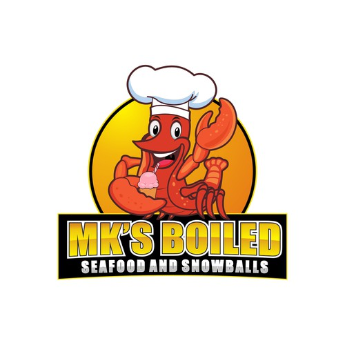 MK's Boiled Seafood and Snowballs