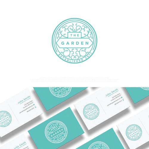 Logo design solution for meditation studio