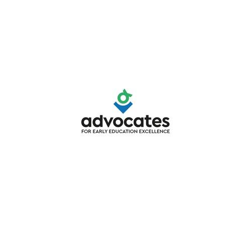 Logo design for an early education organization.