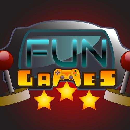Arcade logo concept