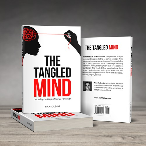 The Tangled Mind Book Cover