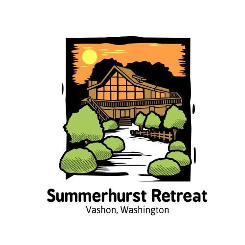 Summerhurst retreat Logo