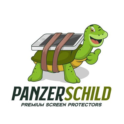 Phone Screen Protector logo design