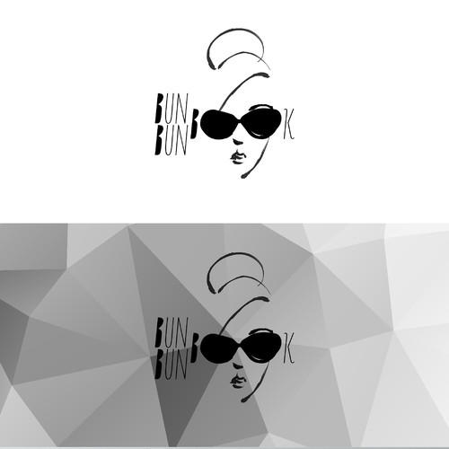 Create captivating logo for bunbun