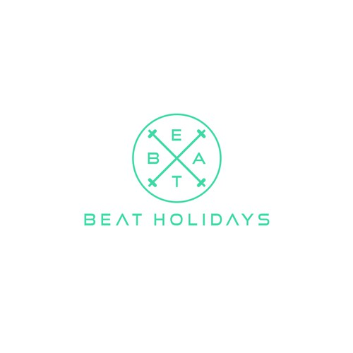 Logo design for Beat Holidays