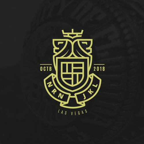 Classic Logo for a Fraternity Ring