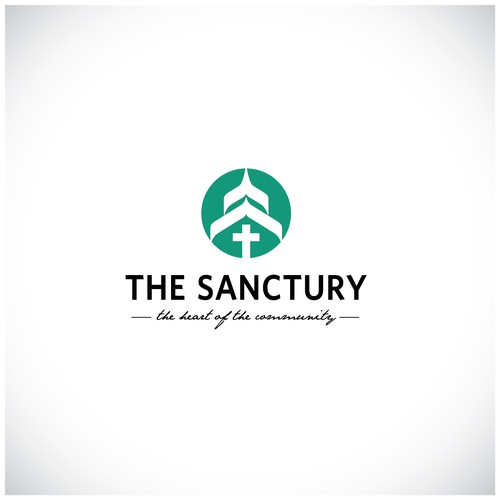 "Help us brand our new church ""The Sanctuary Church"""