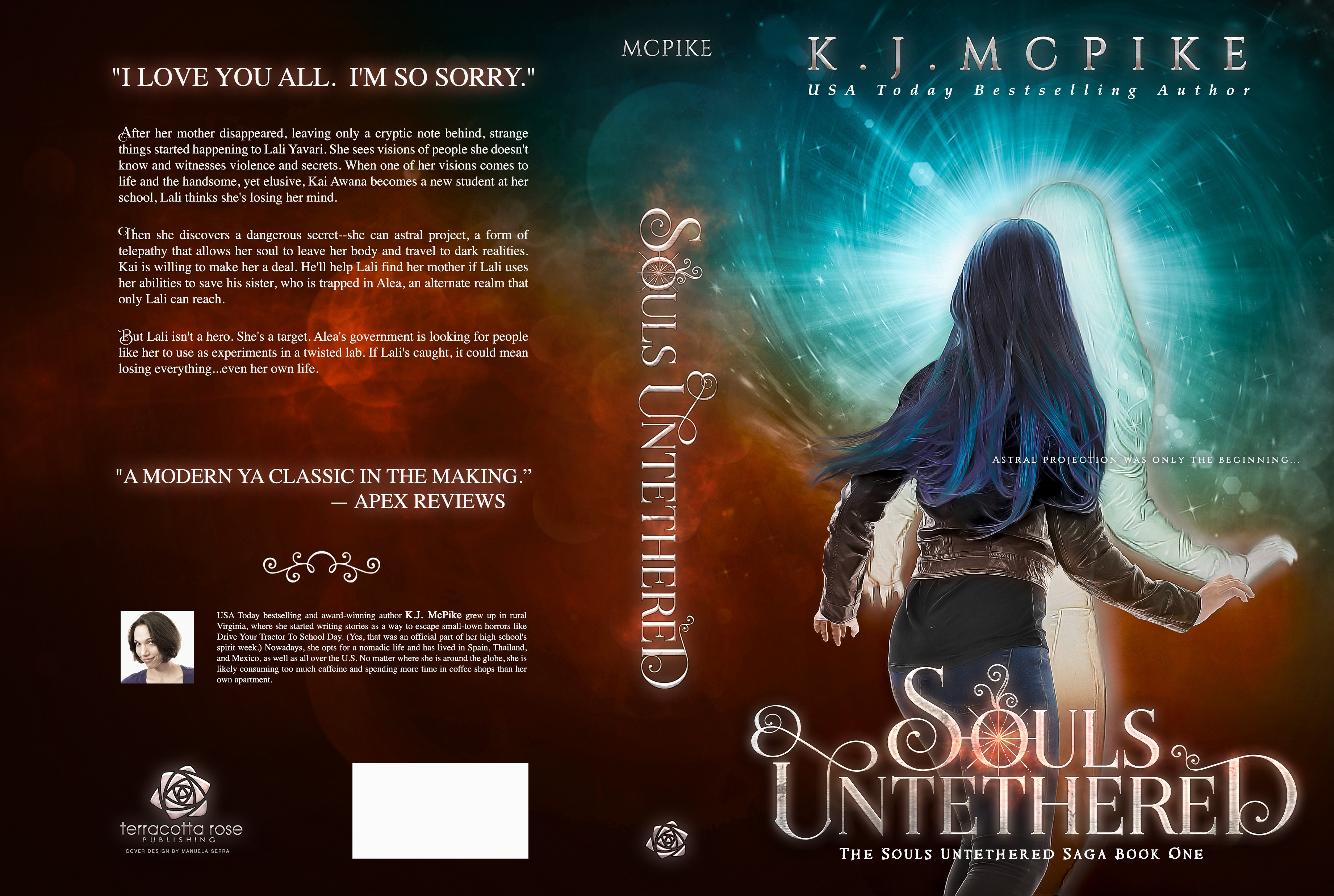 Design a compelling Young Adult Urban Fantasy cover