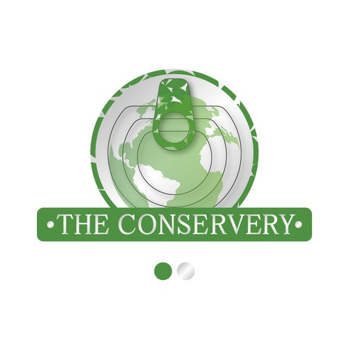 Logo for the company engaged in conservation and preservation of foods from all over the world.