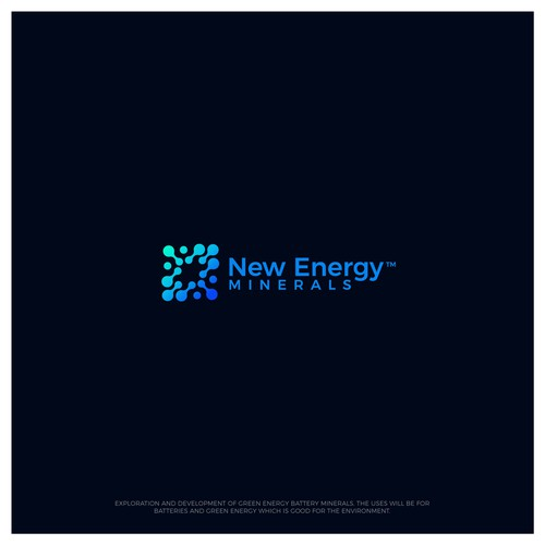 New Energy Logo Concept