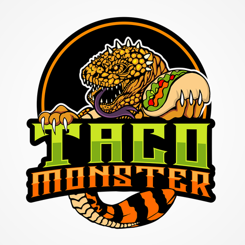 Create a monster who's appetite can only be satisfied by tacos