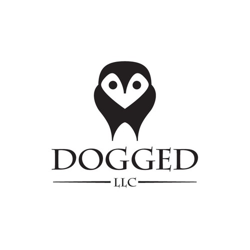Logo with owl