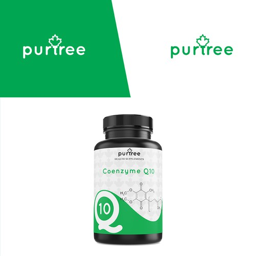 Logo & Package design for Purtree